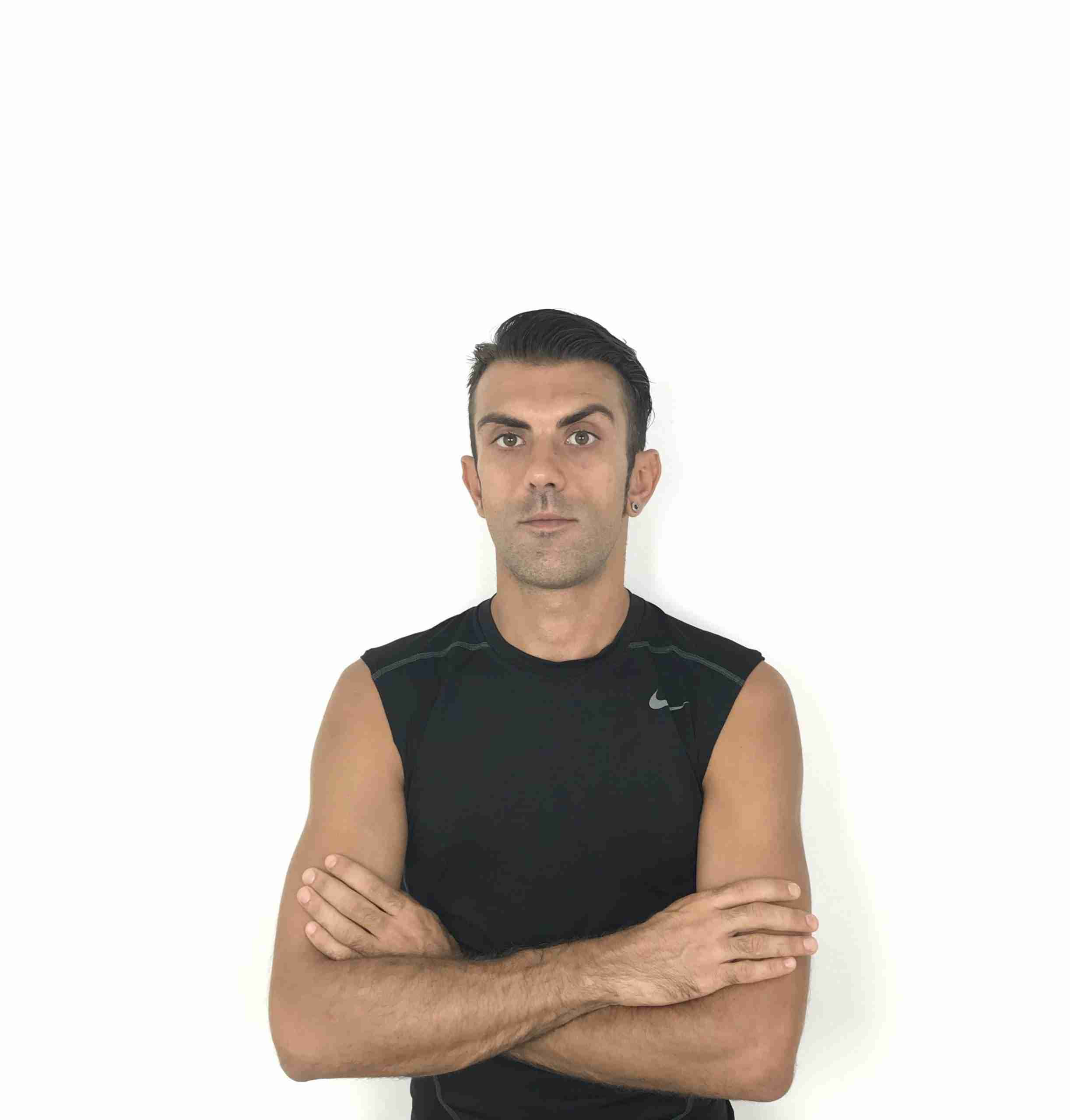 Paolo Vegan Personal Trainer